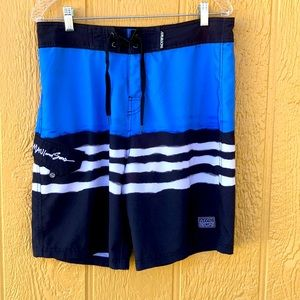 Maui and Sons Trunks Board Shorts Size 32